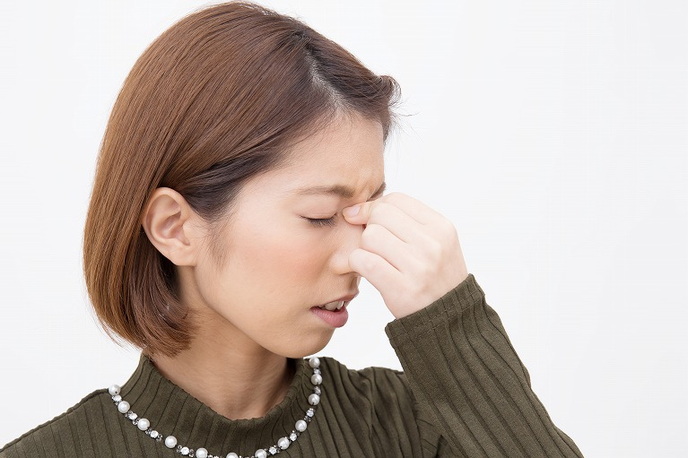 頭痛がひどい