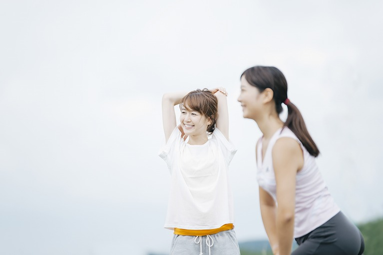 体幹力をつけスポーツ能力を向上させたい