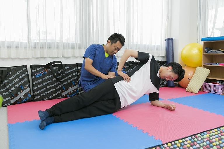 体幹トレーニングとは?